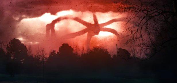 stranger things monster