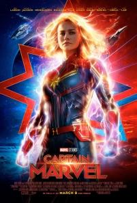 captain amrvel poster